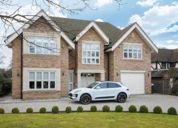 Thumbnail 5 bedroom detached house for sale in Hazel Grove, Farnborough Park
