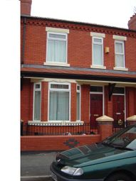 Thumbnail 3 bed terraced house to rent in Acomb Street, Manchester