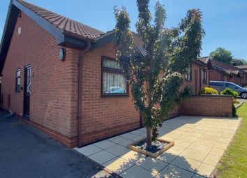 Thumbnail 2 bed semi-detached bungalow for sale in Steads Close, Carlton, Nottingham