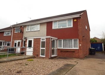 Thumbnail 2 bed semi-detached house to rent in Manville Close, Nottingham