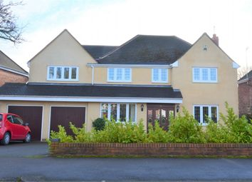 Thumbnail 4 bed detached house for sale in Woodchester Road, Dorridge, Solihull