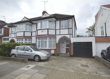 Thumbnail 3 bed semi-detached house to rent in Elmstead Ave, Wembley