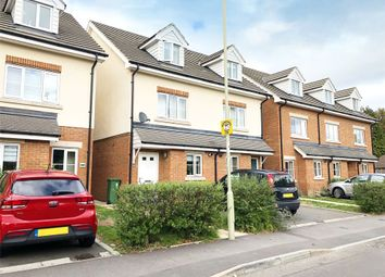 Thumbnail 3 bed end terrace house to rent in Clockhouse Road, Farnborough, Hampshire