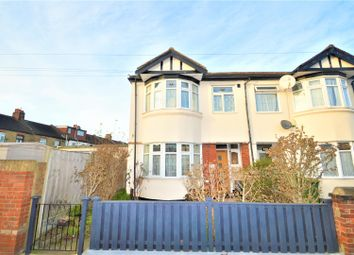 Thumbnail 4 bed semi-detached house for sale in Cavenham Gardens, Ilford