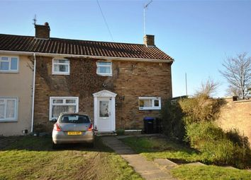 Thumbnail 3 bed end terrace house for sale in Windrush Way, Northampton