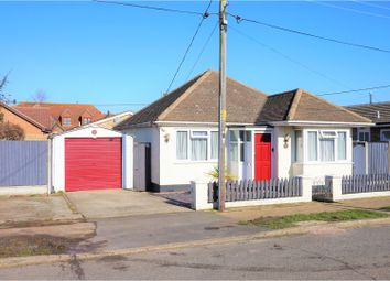 Thumbnail 2 bed detached bungalow for sale in Odessa Road, Canvey Island