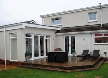 Thumbnail 5 bed semi-detached bungalow for sale in Gallowden Road, Arbroath