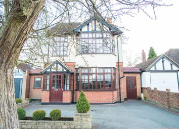 Thumbnail 3 bed detached house for sale in St. Johns Avenue, Warley, Brentwood