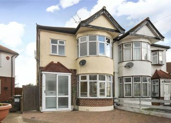 Thumbnail 3 bed semi-detached house for sale in Dorchester Avenue, Harrow