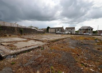 Thumbnail Land for sale in Water Street, Gwaun Cae Gurwen, Ammanford