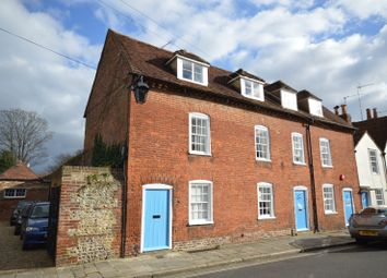 Thumbnail 4 bed end terrace house to rent in St Martin's Square, Chichester