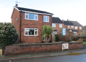 Thumbnail 3 bed detached house to rent in Crewe Road, Sandbach