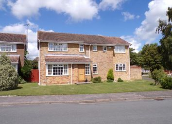 Thumbnail 4 bedroom detached house for sale in Hormare Crescent, Storrington, Pulborough, West Sussex