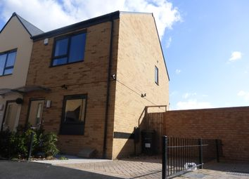 Thumbnail 2 bed semi-detached house for sale in Thomas George Way, Newtown