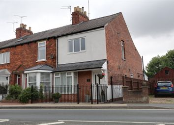 Thumbnail 2 bed end terrace house for sale in Queensgate, Beverley, East Yorkshire