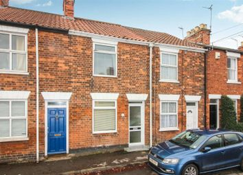 Thumbnail 2 bed terraced house for sale in Albert Terrace, Beverley
