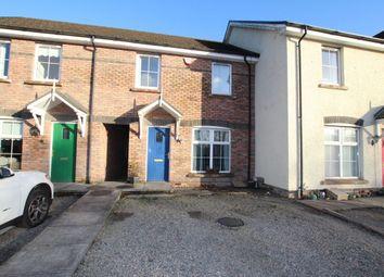 Thumbnail 3 bed terraced house for sale in Weavers Wood, Newtownabbey