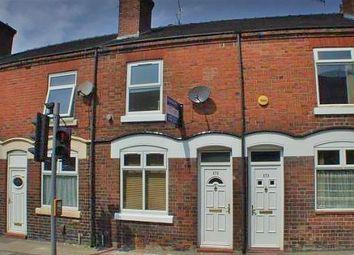 Thumbnail 2 bedroom terraced house to rent in Hamil Road, Burslem, Stoke-On-Trent