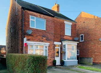 Thumbnail 2 bed semi-detached house to rent in Victoria Road, Scunthorpe