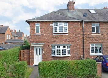 Thumbnail 3 bedroom terraced house for sale in Sixth Avenue, York