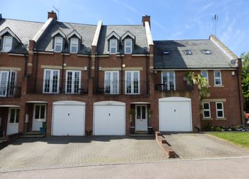 Thumbnail 4 bed town house for sale in Strawberry Crescent, London Colney, St. Albans