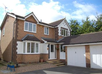 Thumbnail 4 bed detached house to rent in Winchester Way, Sleaford