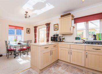 Thumbnail 3 bed detached house for sale in Mill Leat, Hemyock, Cullompton