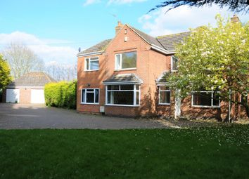Thumbnail 5 bed detached house for sale in Ashby Road, Spilsby, Lincolnshire