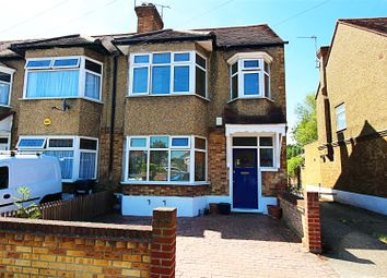 Thumbnail 3 bed end terrace house for sale in Hillside Crescent, Cheshunt, Waltham Cross
