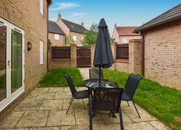 Thumbnail 2 bed flat for sale in Ashford Crescent, Grange Farm, Milton Keynes