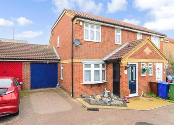 Thumbnail 3 bed semi-detached house for sale in St. Michaels Close, South Ockendon, Essex