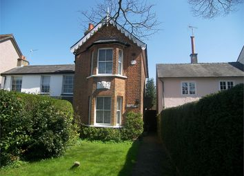 Thumbnail 3 bed semi-detached house for sale in Hadley Highstone, Barnet