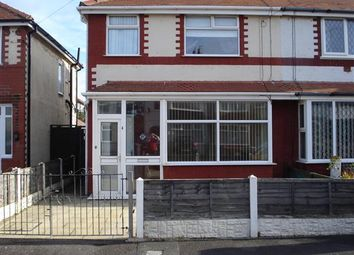 Thumbnail 3 bed semi-detached house to rent in Ward Avenue, Thornton-Cleveleys
