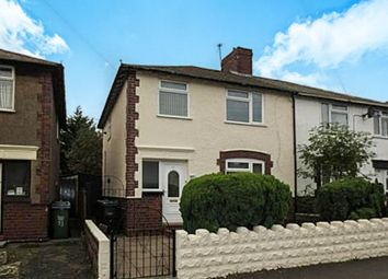 Thumbnail 3 bedroom semi-detached house for sale in Springfield Crescent, West Bromwich