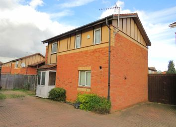 Thumbnail 3 bedroom detached house for sale in Long Pasture, Werrington, Peterborough