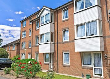 Thumbnail 2 bed flat for sale in Goldsmere Court, Hornchurch