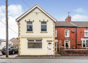 Thumbnail End terrace house for sale in Bridgend Road, Llanharan, Pontyclun