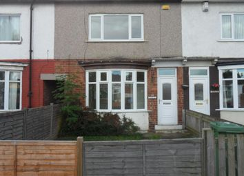 Thumbnail 2 bed terraced house to rent in Laburnum Avenue, Thornaby