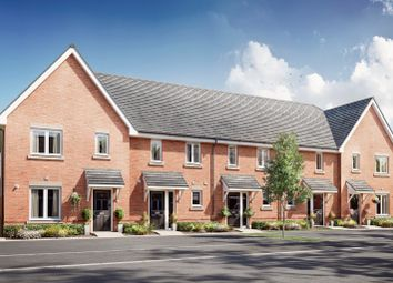 Thumbnail 3 bed terraced house for sale in Plot 356: Smith Way, Royal Parade, Canterbury