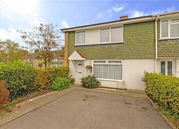 Thumbnail 3 bed end terrace house for sale in Buckingham Drive, Emmer Green, Reading