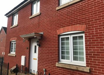 Thumbnail 3 bed semi-detached house to rent in Marcroft Road, Port Tennant, Swansea