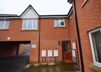 Thumbnail 2 bedroom flat for sale in Whitegate Grove, Longton, Stoke-On-Trent