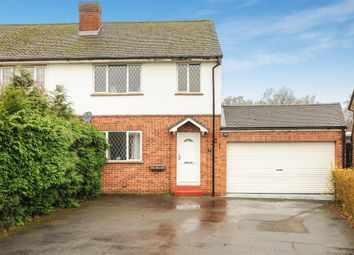 Thumbnail 3 bedroom semi-detached house for sale in Cabrera Avenue, Virginia Water