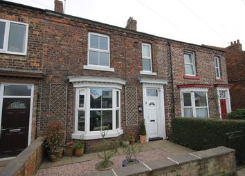 Thumbnail 2 bedroom terraced house for sale in Spring Terrace, Castle Hills, Northallerton