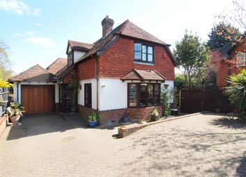 Thumbnail 3 bed detached house for sale in Reigate Road, Ewell Village