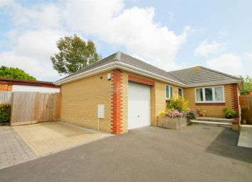 Thumbnail 2 bed detached bungalow for sale in Dorchester Road, Oakdale, Poole