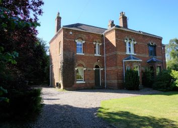 Thumbnail 5 bed semi-detached house for sale in Louth Road, Horncastle