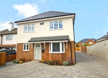 Thumbnail 1 bed flat for sale in New Haw, Surrey
