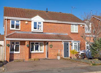 Lucas Road, Snodland ME6. 3 bed semi-detached house for sale