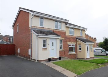 Thumbnail 3 bed semi-detached house for sale in Valley Drive, Carlisle